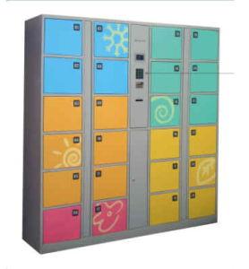 36 Doors Barcode Electronic Locker (DKC-B-36) pictures & photos