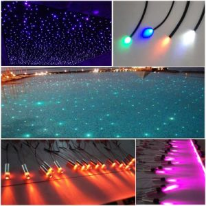 Side Optical Fiber Swimming Pool Lighting pictures & photos