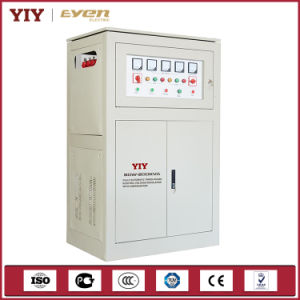 SBW Three Phase Servo Motor Industrial Voltage Stabilizer pictures & photos