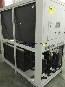 R410A Refrigerant 25HP Air Cooled Waterchiller for Film Laminate Machines pictures & photos