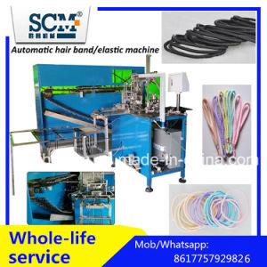 Fully Automatic Hair Elastic/Band Making Machine