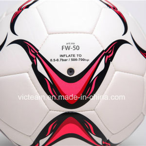 Club Training TPU Leather Football Manufacturers pictures & photos