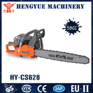 CS628 58 Chain Saw Gasoline Chainsaw pictures & photos
