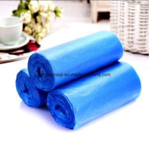Factory Price HDPE LDPE Garbage Trash Bag pictures & photos