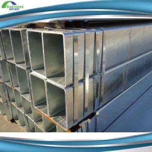 ASTM A53 Structure Steel Pipe/Square and Rectangular Hollow Section Tubes pictures & photos