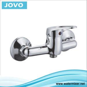 Zinc Body Single Handle Shower Mixer&Faucet Jv73903 pictures & photos