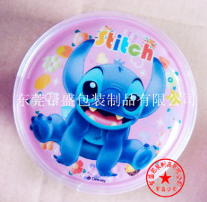 Color Printing Vinyl PVC Gift Small Coin Case for Children (YJ-E016) pictures & photos