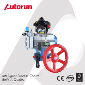 Wenzhou Supplier AT Series Limit Switch Pneumatic Actuator pictures & photos