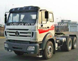LOW PRICE 2638 BEIBEN TRACTOR TRUCK HEAD 380HP pictures & photos