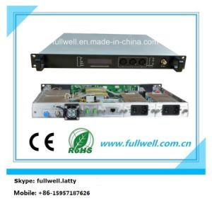 Fullwell OEM CATV 1550nm Externally Modulation Optical Transmitter pictures & photos