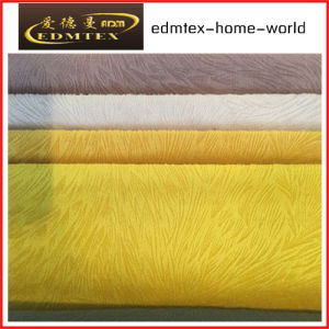 100% Polyester Wholesale Burnout Velvet Upholstery Fabric (EDM5158)