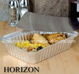 Hot-Sale Aluminum Foil Tray with Good Quality pictures & photos