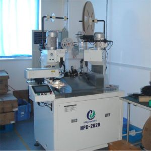 Fully Automatic Wire Harness Processing Terminal Crimping Machine (both end) pictures & photos