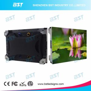 P1.5mm Ultral HD Indoor Small Pixel Pitch LED Display Screen pictures & photos