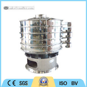 Rotary Powder Vibration Sieve for Sieving Dehydrated Vegetables pictures & photos
