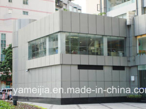 25mm PE/PVDF Coated Honeycomb Panels Exterior Metal Wall Cladding Panels pictures & photos