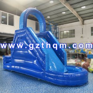 Best Quality Summer Inflatable Water Park with Slide/Inflatable Water Slide for Kids pictures & photos