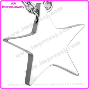 Shiny Star Memorial Pendant Urn Necklace for Ashes Keepsake Holder (IJD8453) pictures & photos