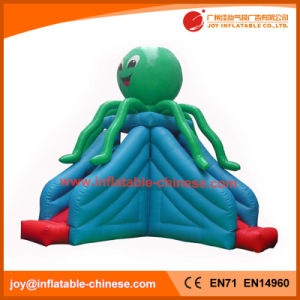 2017 Inflatable Octopus Jumping Bouncy Inflatable Slide (T4-604) pictures & photos