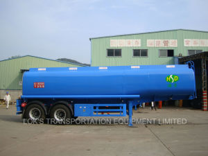42000 Liter Fuel Tanker Semi Trailer pictures & photos