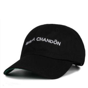 Black Cotton Cap pictures & photos