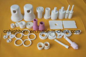 Customized Alumina Ceramic Electrical Insulator Parts- pictures & photos