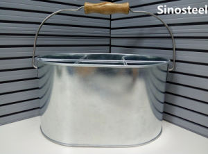 Galvanized Metal Ice Bucket/Mine Ice Bucket pictures & photos