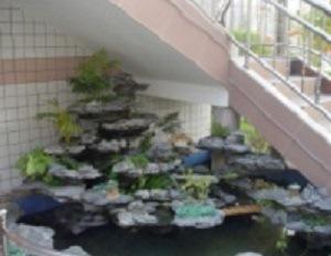 Customizable Garden Decoration Sculpture Artificial Rockery Fountains pictures & photos