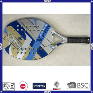 Beach Paddle Tennis Rackets with Customized Cosmetics pictures & photos