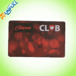 Customize Plastic Membership Loyalty Card pictures & photos