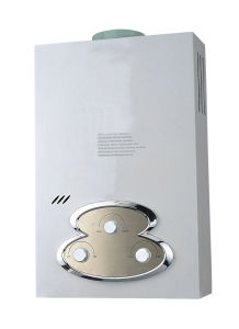Elite Gas Water Heater with Summer/Winter Switch (JSD-SL43) pictures & photos