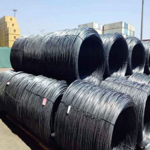 SAE1008 Wire Rod 8mm Low Carbon Steel Wire Rod pictures & photos
