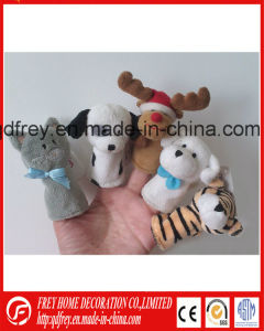China Supplier for Plush Finger Puppet Toy pictures & photos