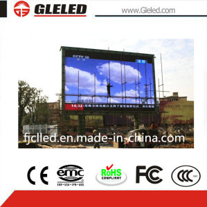 IP68 High Definition P10 Outdoor Big Screen LED (P10) pictures & photos