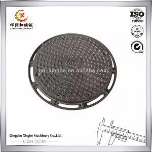 Ductile Iron Casting Drain Floor Manhole Cover pictures & photos