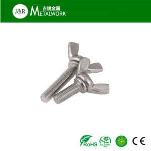 Stainless Steel DIN316 Thrumb Wing Bolt (SS316 SS316 316L) pictures & photos