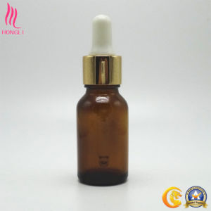 10ml Amber Glass Cosmetics Essential Oil Bottle pictures & photos