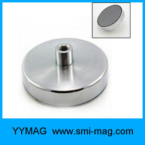 Ferrite Magnetic Steel Hooks Pot Magnet Car Holder pictures & photos