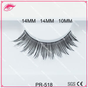2017 Fashionable Human Hair Eyelash with Customize Box pictures & photos