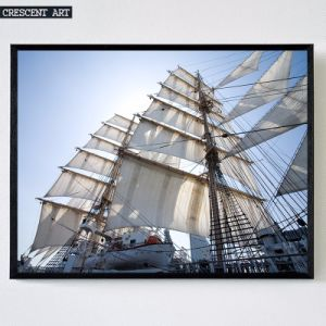 High Quality Sailing Canvas Art Print pictures & photos