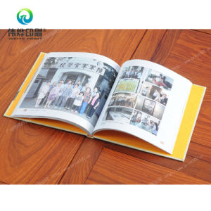 Hard-Cover Binding Printing Autograph Book pictures & photos