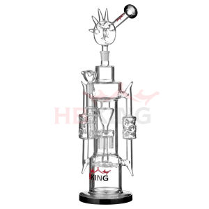 Hbking New Design Recycler DAB Rig Oil Rig pictures & photos