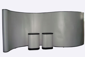 3X8 20FT S Shape Magnetic Pop up Stand (PU-09) pictures & photos