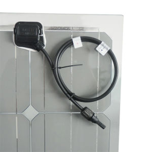 New Design Double-Sided Glass Mono Solar Panel 150W for Sale pictures & photos