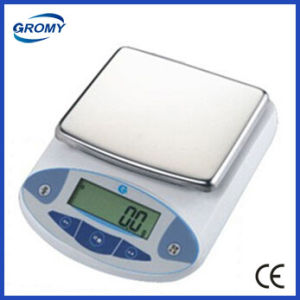 10kg Digital High Resolution Weighing Scale pictures & photos