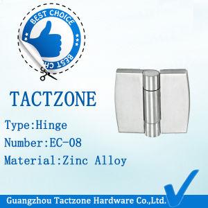 Most Popular Toilet Partition Cubicle Accessories Zinc Alloy Spring Hinge pictures & photos