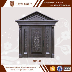 High Quality Factory Price Aluminum Alloy Security Door Exterior Door Single Door