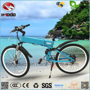 Electric Mountain E Bike MTB Scooter with Good Quality pictures & photos