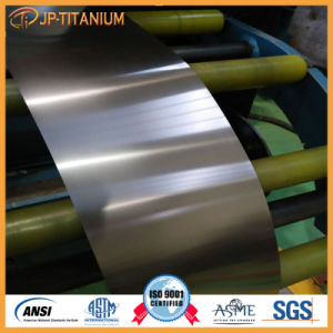 Jp-Ti Grade 2 Titanium Foil, Titanium Alloy Foil, Titanium Strip in Stock pictures & photos