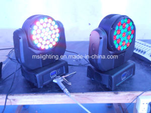 Stage Light/36*3W RGB/RGB LED Moving Head Beam Light pictures & photos
